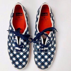 kate spade Shoes - Kate Spade Keds 8.5